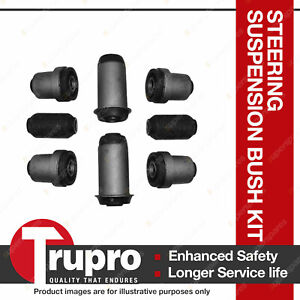 Trupro Control Arm Upper+Lower Inner Bush Kit for Mazda BT50 4WD UN