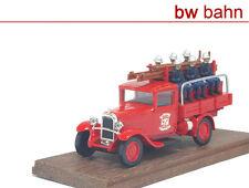 Micarola 1:43 SPB8 Feuerwehr-Auto Citroen C4F Sapeurs Pompiers Neu
