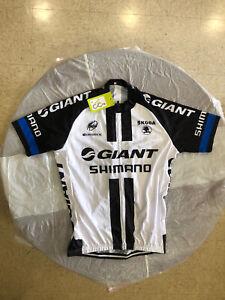 2014 Giant Shimano Classic Pro Cycling Replica Jersey Mens XL