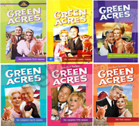 Green Acres: Complete Series Season 1-6 Set DVD Box Set,24-Disc, New & Sealed