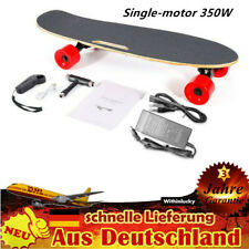 Elektro Skateboard Longboard E-Board 350W E-Skateboard mit Fernbedienung 20km/h