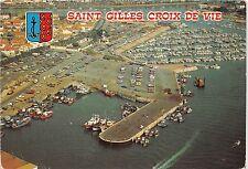 BR21764 Saint Gilles Croix de Vie Le port de Peche fishing  france