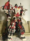 Transformers Aerialbots combiner Superion 3rd Party TFC TOYS - URANOS