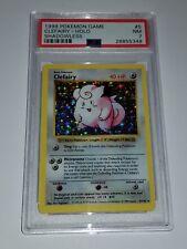 Clefairy Shadowless Rare Holo - PSA Graded Near Mint - 1999 Pokemon TCG
