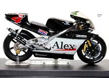 Honda NSR500 Alex Barros 2001 1:24 Scale Die-cast  Model Motorcycle