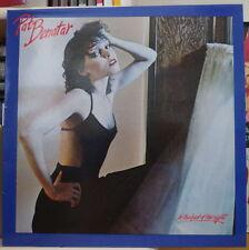 "PAT BENATAR ""IN THE HEAT OF THE NIGHT"" FRENCH LP CHRYSALIS 1979"