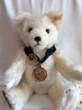 Steiff Dawn Of The Century Teddy - W Disney World Bear & Doll Conv. 1999 #651434