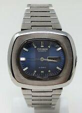 Orologio Citizen 6501 automatic watch anni 70 vintage clock citizen 61-0674