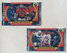 2005-06 Upper Deck McDonald's Ice Heroes Card Pack  NHL Hockey Cards  Unopened