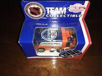 mint 1996 Edmonton OILERS WRC White Rose Coll ZAMBONI NHL Ice Hockey diecast