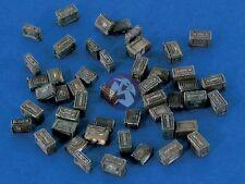 Verlinden 1/35 SuperValue .30 / .50 Caliber Ammunition Cases (100 pieces) 1194