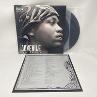 Juvenile - Reality Check Vinyl Record LP First Original Pressing Cash Money