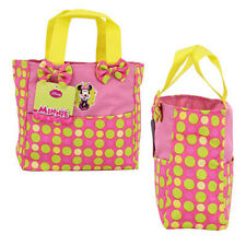 Disney Minnie Mouse Kids Girls Pink Tote Bag NEW