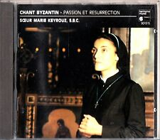 W.GERMANY-Chant Byzantin: Passion et Resurrection CD -Soeur Marie Keyrouz