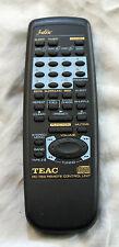 ORIGINAL OEM TEAC CD PALYER Remote Control RC-723 Tested
