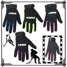 Byte Snug Fit Field Hockey Gloves Junior Senior Sports Gloves