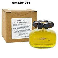 Covet by Sarah Jessica Parker For Women 3.4 oz Eau de Parfum Spray NEW BROWN BOX