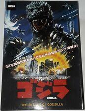 Neca 1985 Godzilla new sealed in hand unopened windowbox return of target