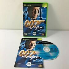 James Bond 007 Nightfire Original Xbox
