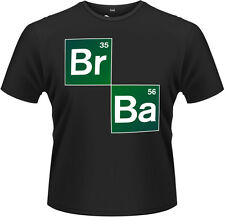Breaking Bad - Elements Logo T-Shirt Homme / Man - Taille / Size XL PLASTIC HEAD