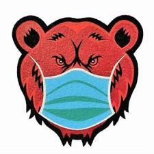 Moodmats - Bear Quartz - Masked Bear