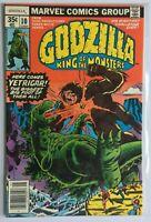 Godzilla #10 (May 1978, Marvel)