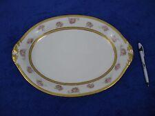 "Coronet Limoges 14"" Platter pattern BOG42"