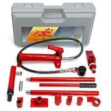 XtremepowerUs 4-Ton Porta Power Hydraulic Jack Body Frame Repair Auto Shop Set w