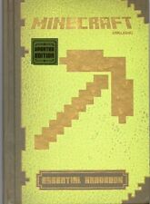 Minecraft Essential Handbook HC Survival Guide To Playing Minecraft FREE S/H
