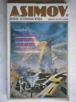 Asimov61982 Freff Longyear Wellen Pearce Reynolds Fordfantascienza come nuovo