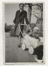 18/950 FOTO - HISTORISCHER KINDERWAGEN