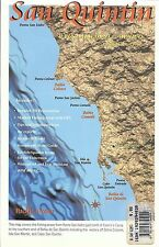 San Quintin, Baja Mexico, Fishing Chart Map & Guide, by Baja Directions