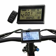 RisunMotor 24V/36V/48V LCD3 Display Meter Control Panel For e-Bike Electric Bike