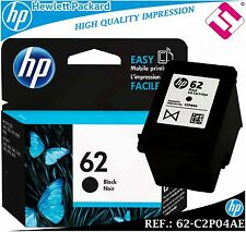 TINTA NEGRA 62 ORIGINAL IMPRESORAS HP CARTUCHO NEGRO HEWLETT PACKARD C2P04AE
