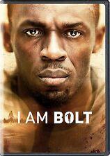 I Am Bolt (DVD, 2016)