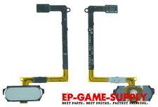 Home Menu Flex Button For Samsung Galaxy S6 G920A G920T G920V G920P G920R4 White