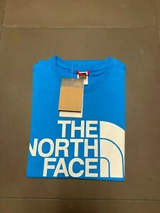 The North Face logo print T-shirt New Season Genuine size M