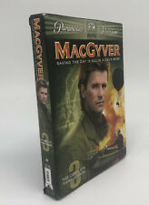 MacGyver - The Complete Third Season (Dvd, 2005, 5-Disc Set)some Box Damage