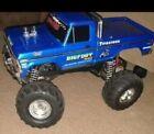 Traxxas 36034 Blue X Bigfoot No.1 Rtr Monster Truck 1:10 2,4GHz RC Monstertruck