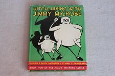 Rare Hitch-Hiking with Jimmy Microbe 1939 First Edition Germs Medical Science