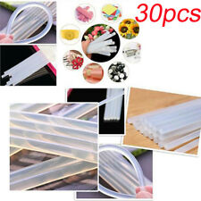 30Pcs Adhesive Hot Melt Glue Sticks For Trigger Electric Gun Craft Tool 7mm