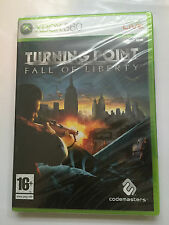 turning point: fall of liberty für xbox 360 (neu & versiegelt)