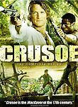 Crusoe: The Complete Series (DVD, 2009, 3-Disc Set) NEW