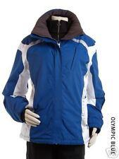 NILS New Ski Snow TORI JACKET PARKA womens 8 BLUE