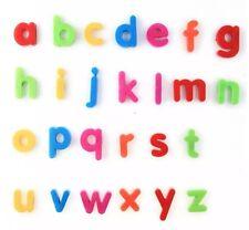 Magnetic Colourful Fridge Magnetic Alphabet Letters Magnet Kids Learning Memos