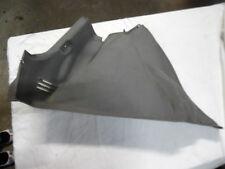 3625 D4 2003-2010 nissan micra K12 nsr arrière passagers boot côté tapis en gris