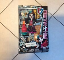 Monster High Rare Skelitta Neuve