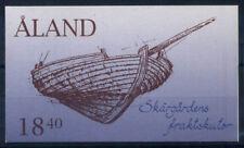 Aland 1995 Mi. MH 3 Carnet 100% oblitéré Bateaux à voiles