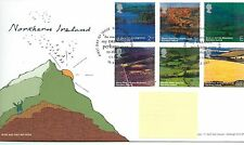 wbc. - GB - FIRST DAY COVER - FDC - COMMEMS -2004- NORTHERN IRELAND - Pmk ENN'KN