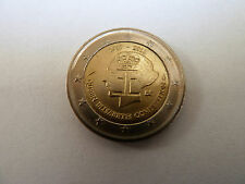 2 Euro Commemorative Belgium 2012 - Queen Elisabeth Competition